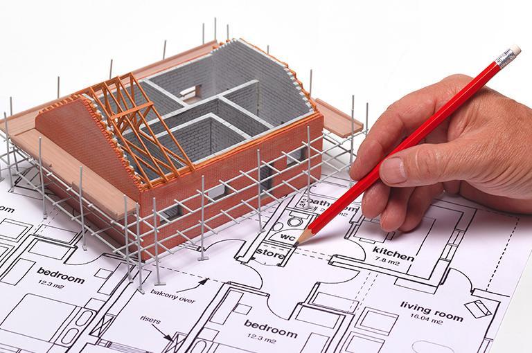 Projekt iwizualizacja domu